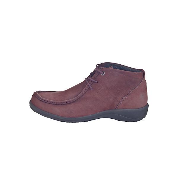cushy by Dr. Brinkmann cushy by Dr. Brinkmann Stiefeletten rot  Gute Qualität beliebte Schuhe