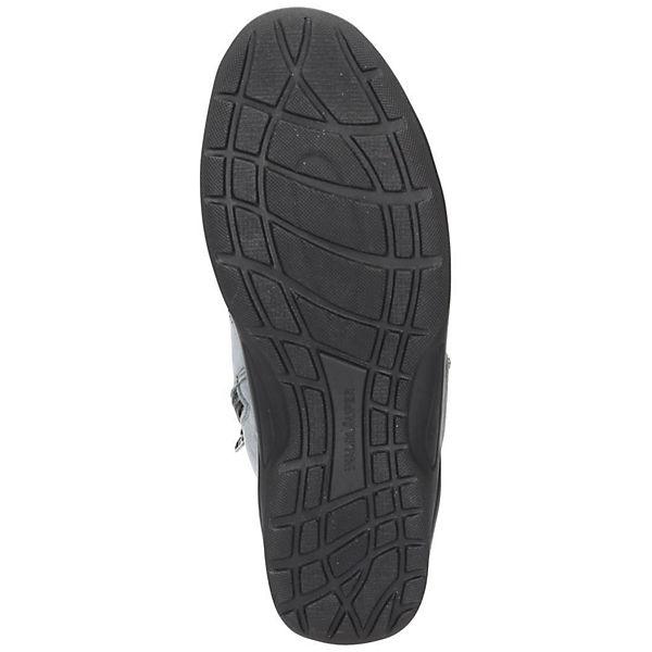 WALDLÄUFER WALDLÄUFER Sneakers grau-kombi