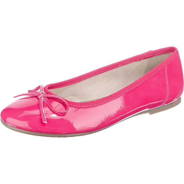 Tamaris Tamaris Crenna Ballerinas pink