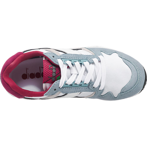 I blau Diadora Diadora 4000 c Nyl II Sneakers kombi 5w7wqHWax