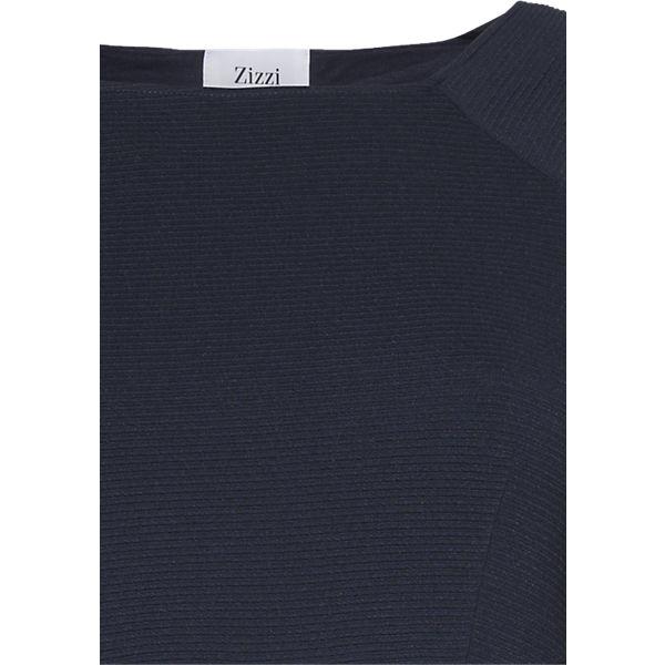 Zizzi Blusenkleid blau blau Zizzi Zizzi Blusenkleid Blusenkleid blau Wz8aUZ7