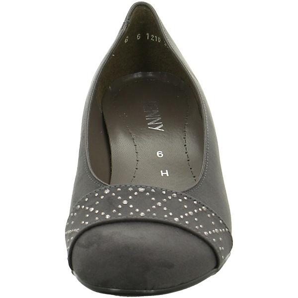 JENNY, JENNY Slipper, schwarz beliebte  Gute Qualität beliebte schwarz Schuhe cee765