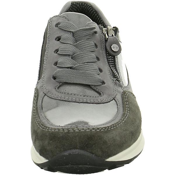 ara ara Halbschuhe grau  Gute Qualität beliebte Schuhe