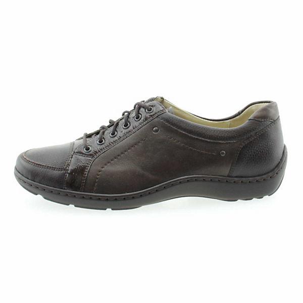 WALDLÄUFER, WALDLÄUFER Qualität Halbschuhe, braun  Gute Qualität WALDLÄUFER beliebte Schuhe ebe245