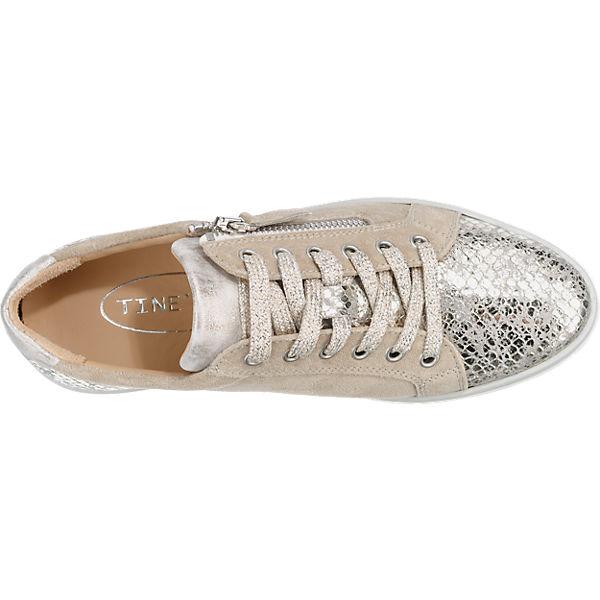 Tine's Tine's Sneakers grau-kombi