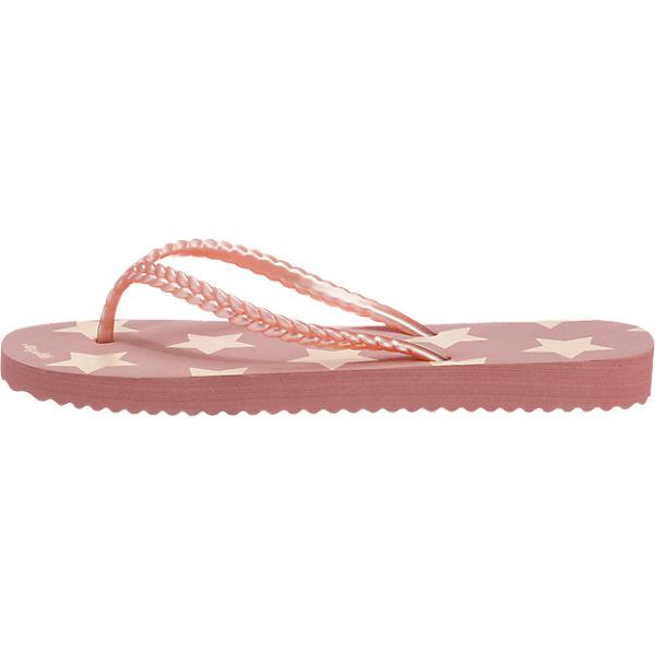 flip rosa flop Pantoletten flip flop rx8z1qrU