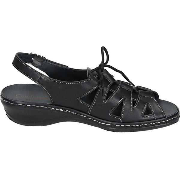 Comfortabel, Comfortabel Sandaletten, schwarz  Gute Gute Gute Qualität beliebte Schuhe a842e4