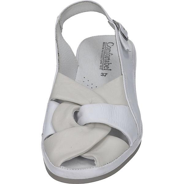 kombi weiß Comfortabel Sandaletten Comfortabel Comfortabel Comfortabel Sandaletten UWqn1YAq6