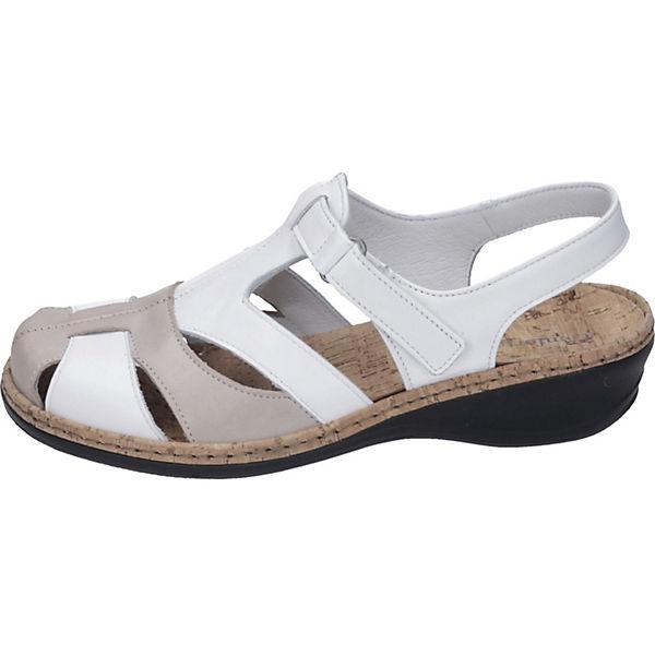 Comfortabel, Comfortabel Sandalen, weiß-kombi   weiß-kombi  09a70c