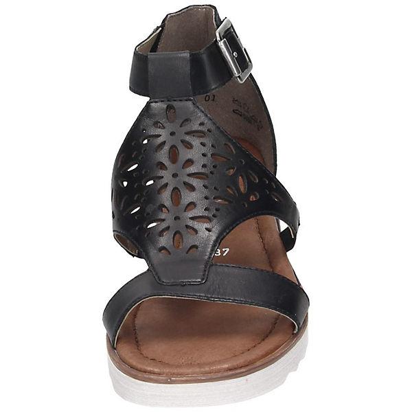 Remonte, remonte Sandaletten, schwarz  Qualität Gute Qualität  beliebte Schuhe 081865
