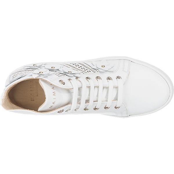MAIMAI MAIMAI Sneakers weiß