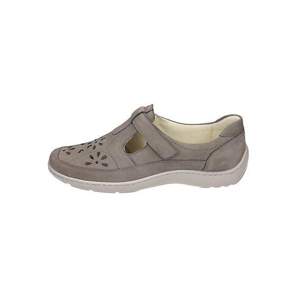 WALDLÄUFER WALDLÄUFER Halbschuhe beige  Gute Qualität beliebte Schuhe