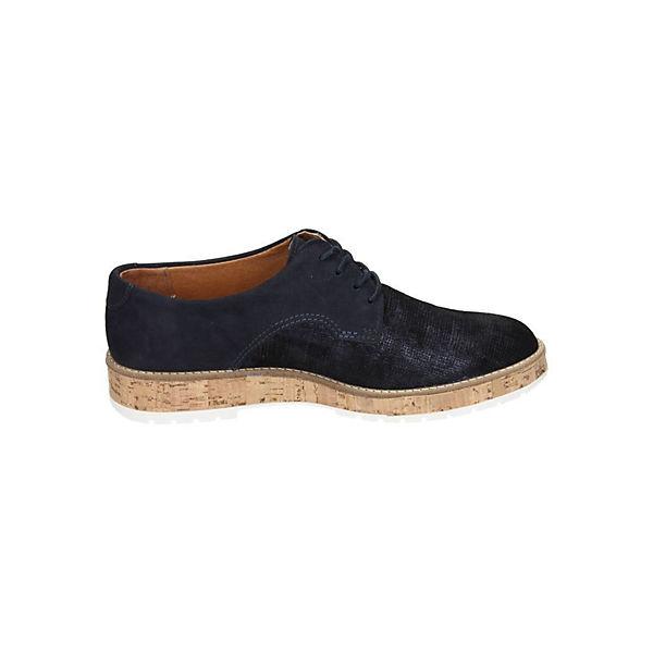Comfortabel, Comfortabel Halbschuhe, blau blau blau  Gute Qualität beliebte Schuhe 5c368f