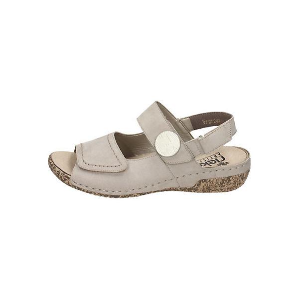 rieker, rieker Gute Sandalen, beige  Gute rieker Qualität beliebte Schuhe c36bb5
