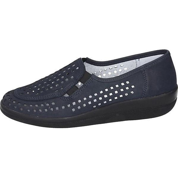 Comfortabel, Comfortabel Slipper, blau  Gute Qualität beliebte Schuhe
