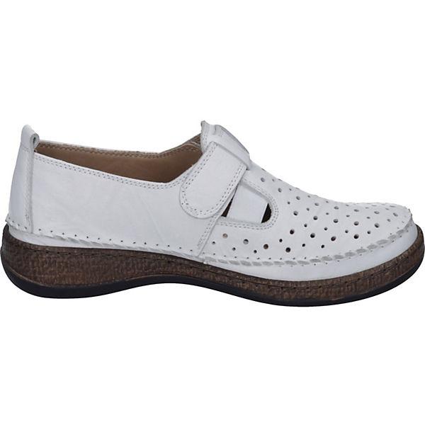 Comfortabel, Comfortabel Halbschuhe, weiß beliebte  Gute Qualität beliebte weiß Schuhe 308607
