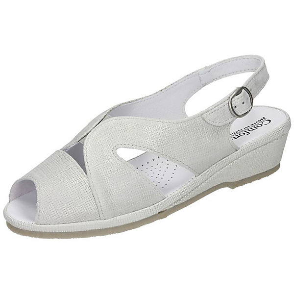 Comfortabel Sandaletten hellgrau Comfortabel Comfortabel Sandaletten hellgrau Comfortabel a4xqw74