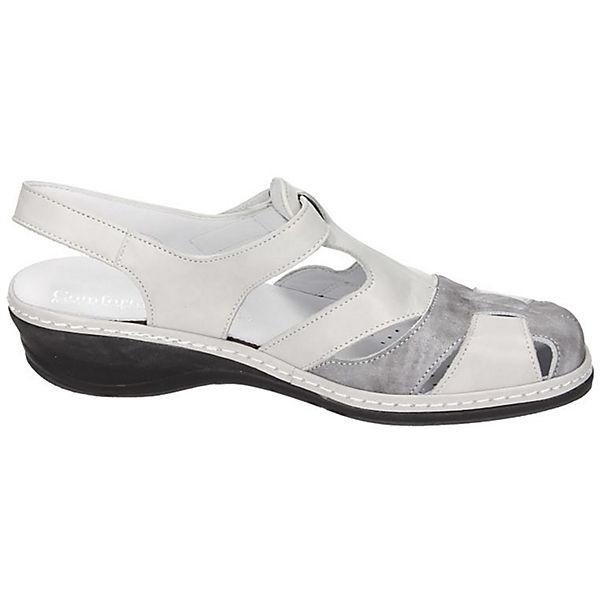 Comfortabel Comfortabel Sandalen grau-kombi