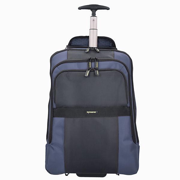 Samsonite Samsonite Infinipak Rucksack Trolley 51 cm Laptopfach blau-kombi