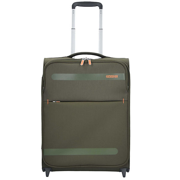 American Tourister American Tourister Herolite Lifestyle Upright 2-Rollen Kabinentrolley 55 cm khaki