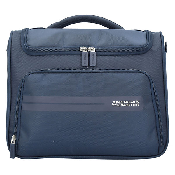 Tourister Summer 32 Blau Cm Beautycase 5 American Voyager IYWDEH29e