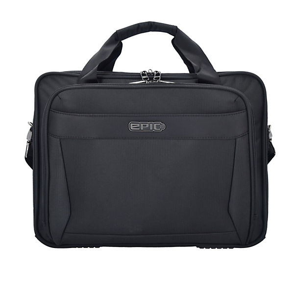 Epic Quantum Business Aktentasche 41 cm Laptopfach