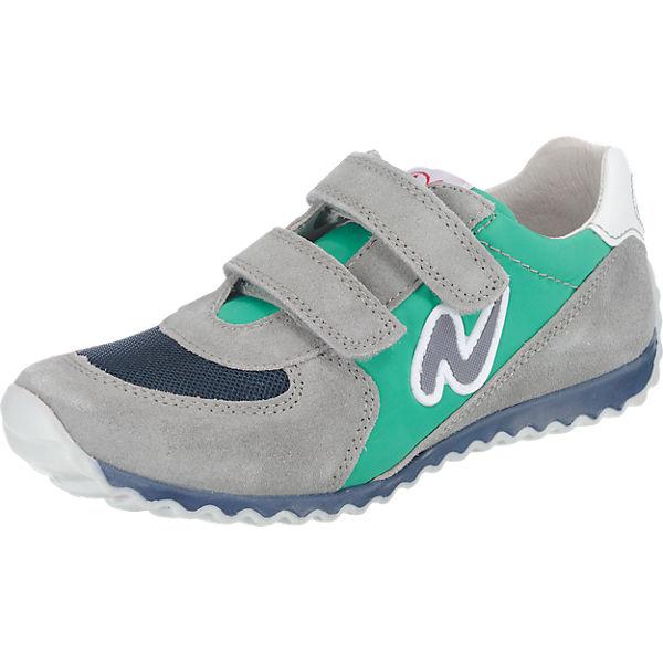 Naturino Kinder Schuhe grau-kombi