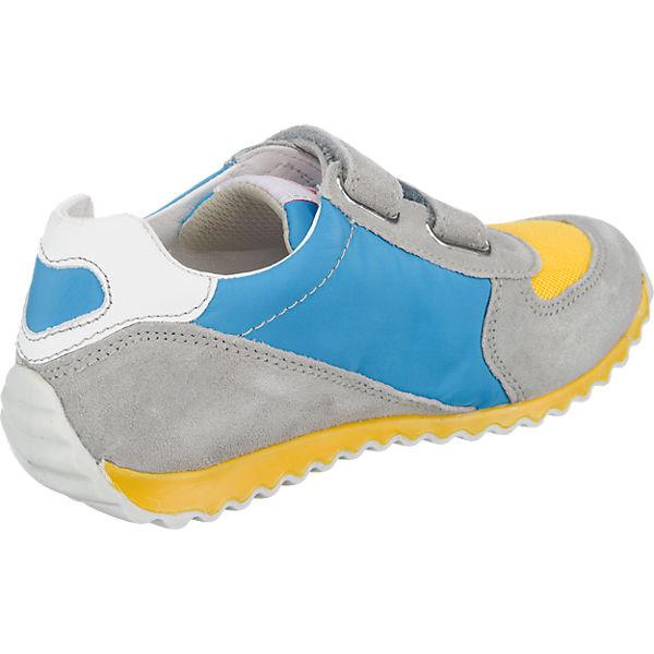 Naturino Kinder Schuhe blau/grau