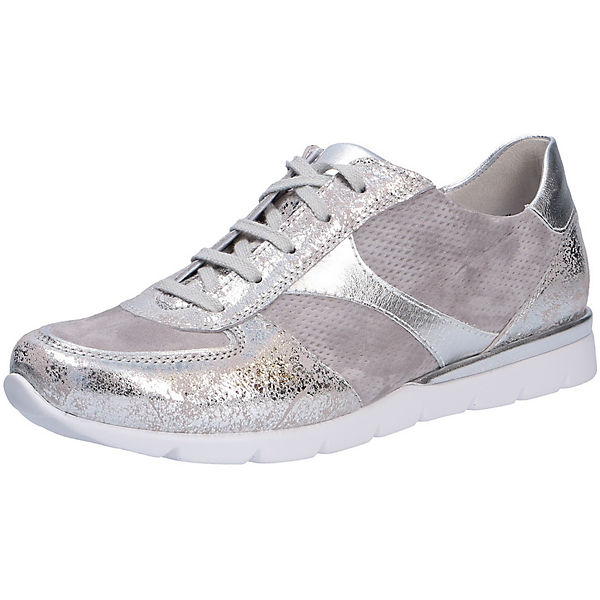 Semler Semler Sneakers silber