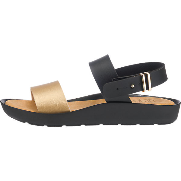 Scholl Scholl Mamore Sandaletten schwarz-kombi