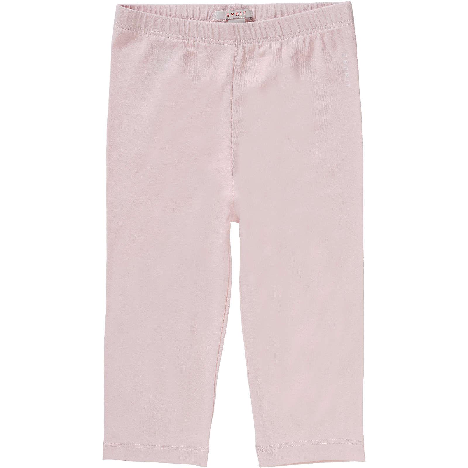 Image of ESPRIT 3/4 Leggings für Mädchen pink Mädchen Gr. 104/110