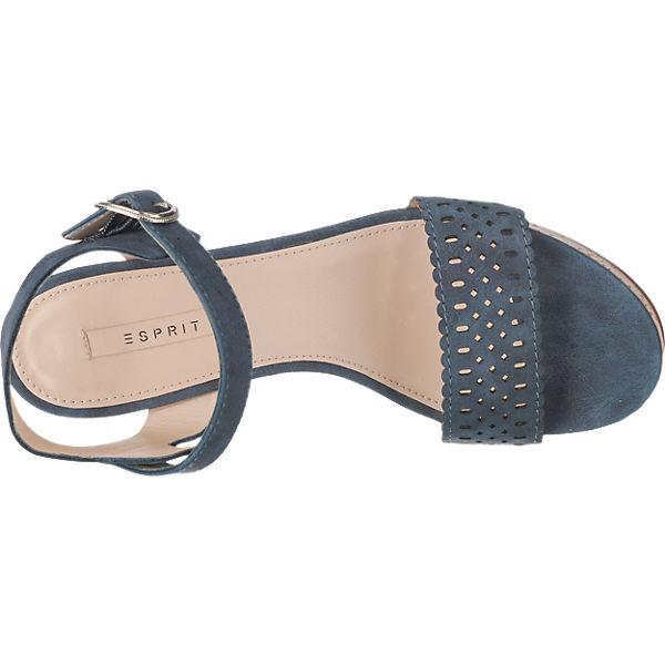 ESPRIT ESPRIT Gessie Sandaletten dunkelblau