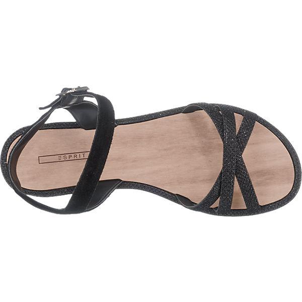 ESPRIT ESPRIT Nazli Sandaletten schwarz