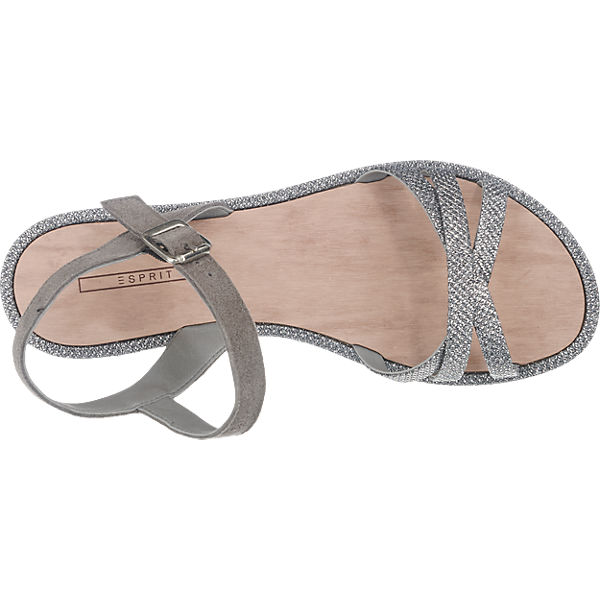 ESPRIT ESPRIT Nazli Sandaletten grau