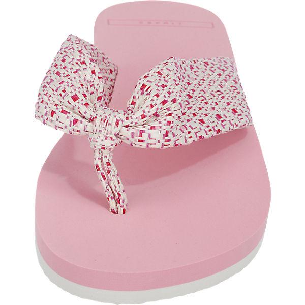 ESPRIT ESPRIT Celine Pantoletten rosa