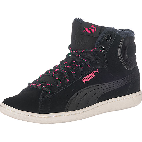 PUMA PUMA Vikky Mid Corduroy Sneakers schwarz
