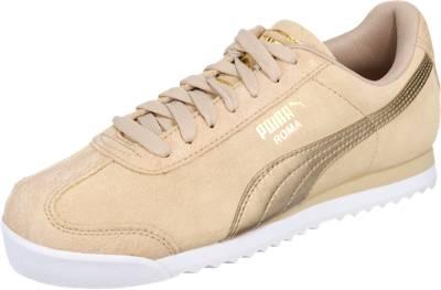 PUMA 'Roma Classic Met Safari' Sneakers beige gXMZcGWQh