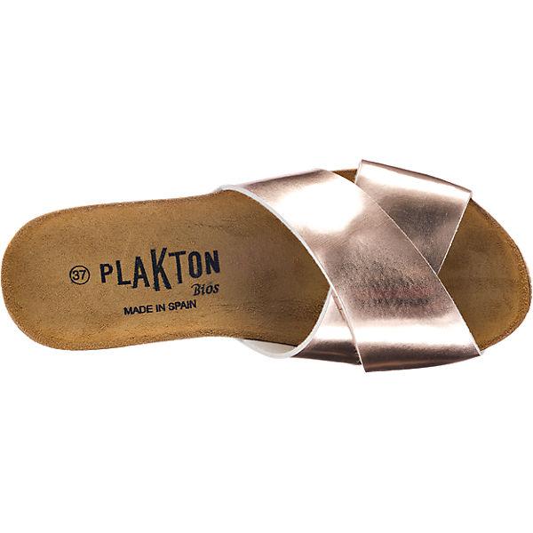 Plakton Plakton Plakton Plakton Sandalen rosa rosa Plakton Sandalen tPxnqXq