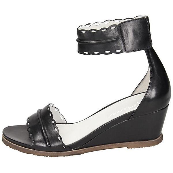 Piazza beliebte Piazza Sandaletten schwarz  Gute Qualität beliebte Piazza Schuhe 68fb8e