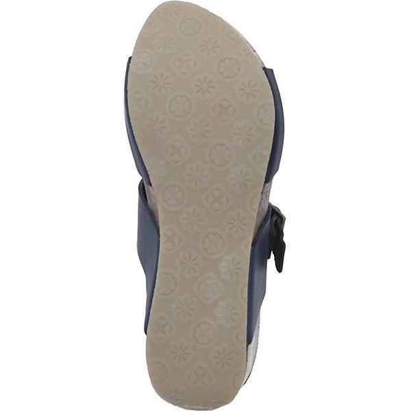 Dr. Dr. Dr. Brinkmann, Dr. Brinkmann Pantoletten, blau  Gute Qualität beliebte Schuhe 86b08e