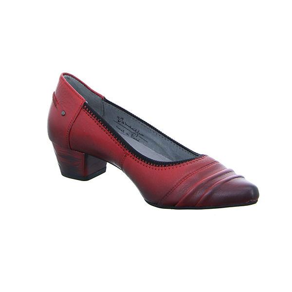Maciejka, Maciejka Qualität Pumps, rot  Gute Qualität Maciejka beliebte Schuhe fc2df2