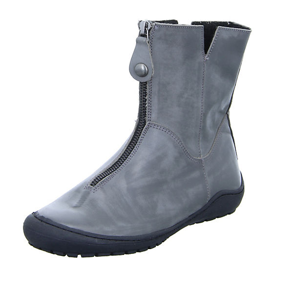 Double You Double You Stiefeletten grau