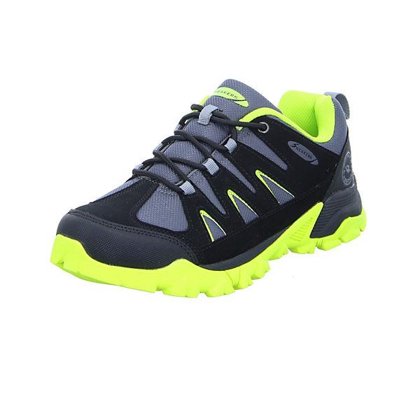 Sneakers Sneakers Sportschuhe schwarz-kombi