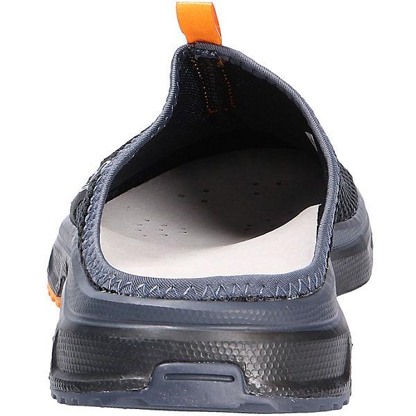 Salomon Salomon RX SLIDE offene Schuhe schwarz