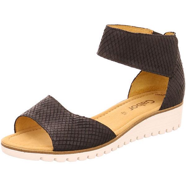 Gabor Gabor Sandaletten schwarz