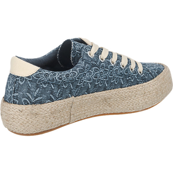 every one every one Sneakers blau-kombi