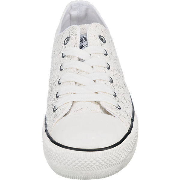 SuperCracks SuperCracks Sneakers weiß