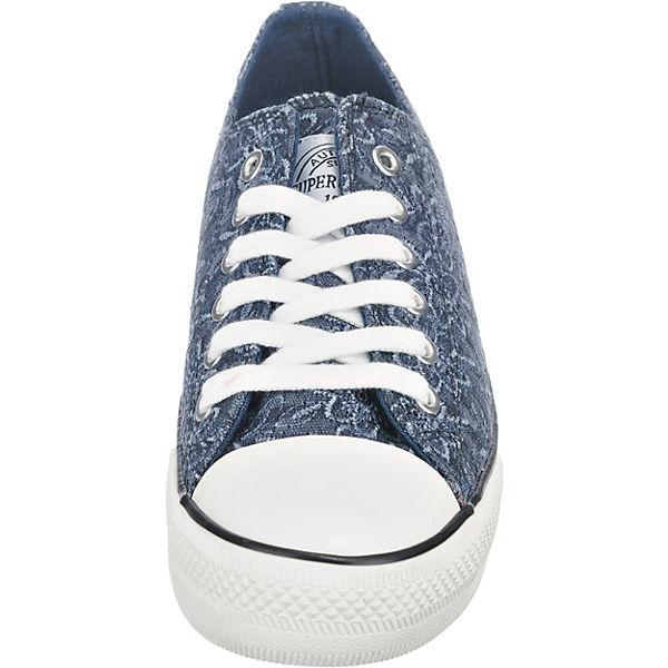 SuperCracks SuperCracks Sneakers dunkelblau