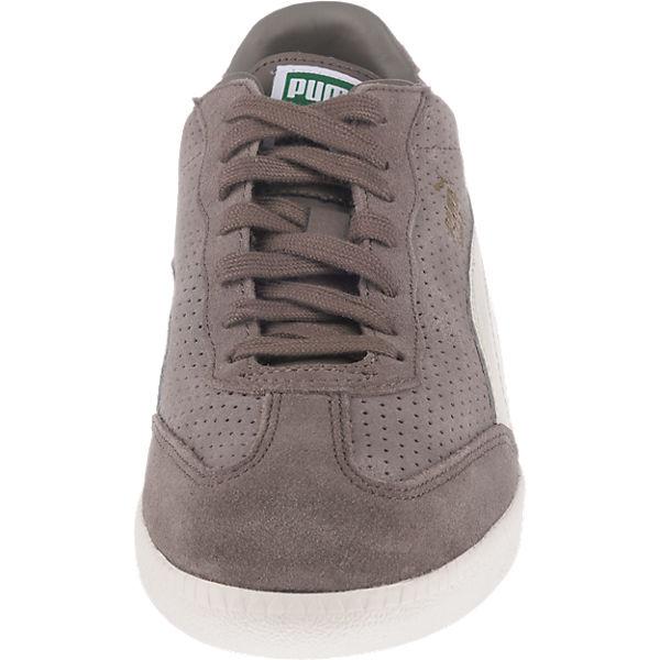 PUMA PUMA Liga Suede Perf Sneakers grau
