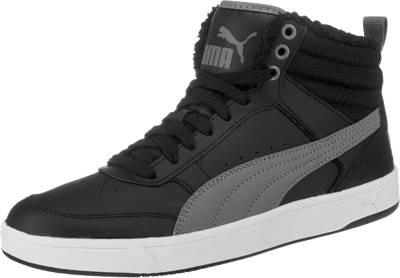 PUMA Rebound Street V2 Fur Sneakers ...